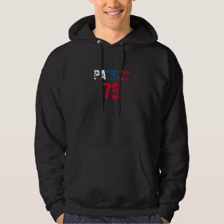 Mång- färg för patriot 76 sweatshirt