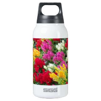 Mång--Färgade blommor