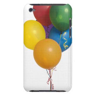 Mång- färgade partyballonger iPod Case-Mate fodral