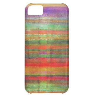 Mång- fodral för iPhone 5 för färgabstraktmönster iPhone 5C Fodral