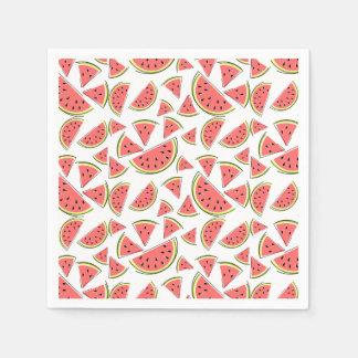 Mång- servettpapper för vattenmelon pappersservett
