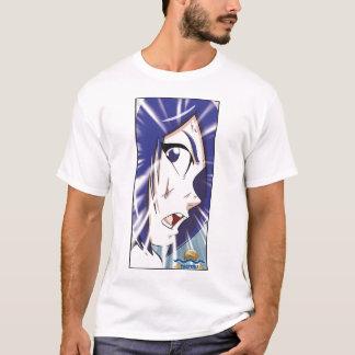 Manga flicka - uppmärksamhet t shirt