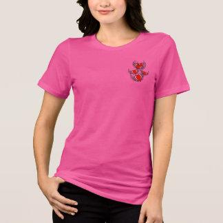 många kärlekar tee shirts