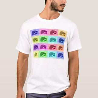 Många toner av igelkottar t-shirt