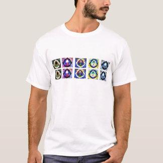 MÅNGAN avbildar konst - Reiki Holistic Karuna Tshirts