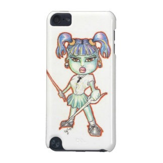mangaschoolgirlsai iPod touch 5G fodral