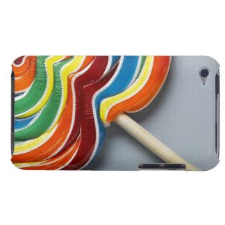 Mångfärgad klubba iPod touch Case-Mate fodral