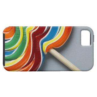 Mångfärgad klubba, närbild iPhone 5 Case-Mate fodraler