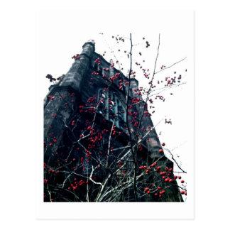 Manhattan kyrka vykort