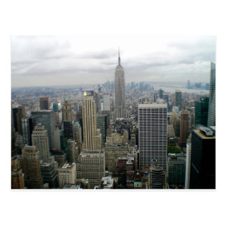 Manhattan NYC Vykort