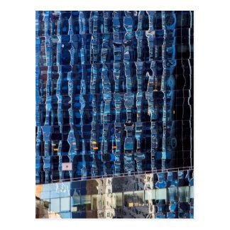 Manhattan Windows Vykort