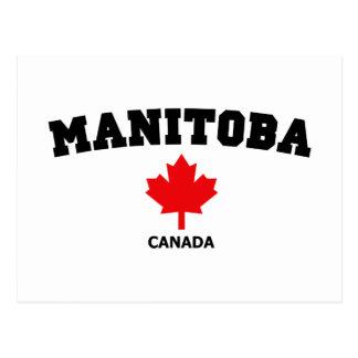 Manitoba kvarter vykort