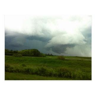 Manitoba stormar vykort