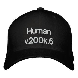 Människa v.200k.5 broderad baseball keps