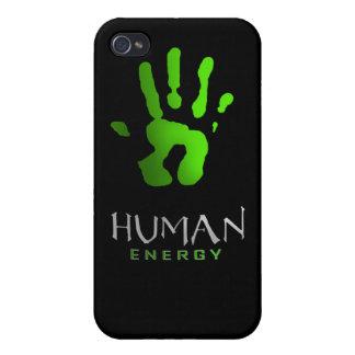 Människaenergidrink iPhone 4 Fodraler