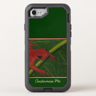 Manny Mantellaen (grodan) OtterBox Defender iPhone 7 Skal