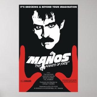 Manos: Händer av ödet Poster