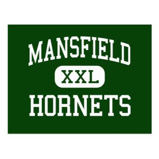 Mansfield - bålgetingar - kick - Mansfield Vykort