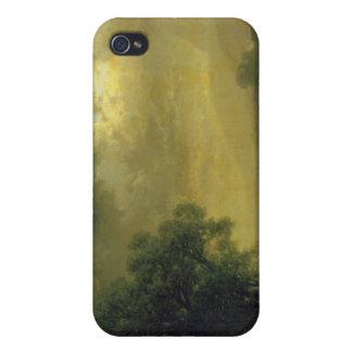 Månsken iPhone 4 Cases