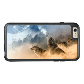 Månskentjut OtterBox iPhone 6/6s Plus Skal