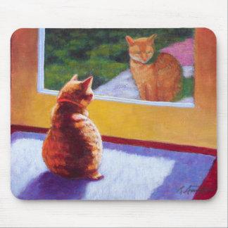 Manx katt för orange Tabby Musmatta