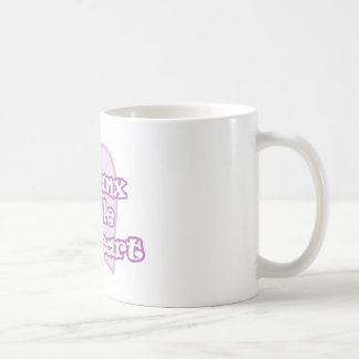 Manx katt kaffemugg