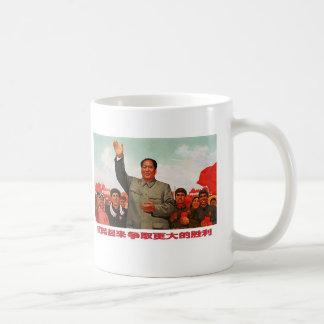 Mao Zedong Kaffemugg