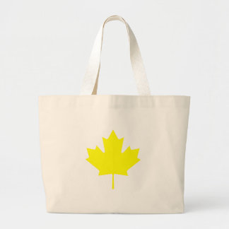 Maple Leaf YellowTransp The MUSEUM Zazzle Gifts Bag