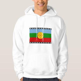 Mapuchesen, Chile Sweatshirt Med Luva