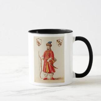 Marco Polo iklädd Tartardräkt Mugg