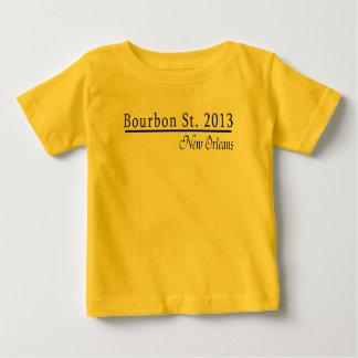 Mardi Gras Bourbon gata 2013 Tee