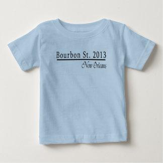 Mardi Gras Bourbon gata 2013 Tee Shirt