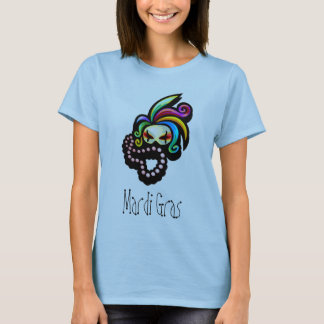 Mardi Gras damT-tröja T Shirt