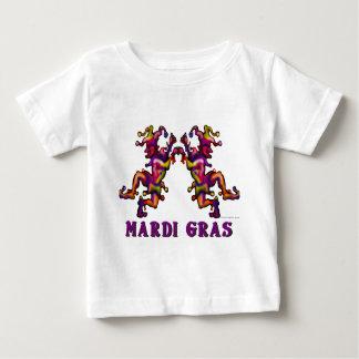 Mardi Gras gyckelmakare Tshirts