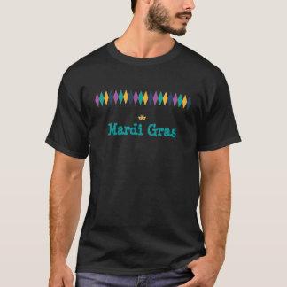 Mardi Gras Harlequinutslagsplats T Shirts