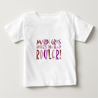 Mardi Gras - Laissez Le Bon Arbeta tillfälligt T-shirt
