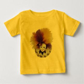 Mardi Gras maskerar guld- Tulle T Shirts