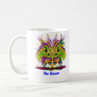 Mardi Gras Mythology sombacchusen beskådar antyde