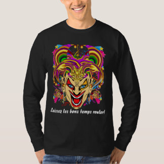 Mardi Gras som all stilarMANARmörk beskådar, Tee Shirt