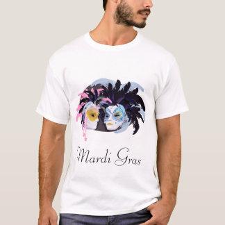 Mardi Gras T-tröja Tee Shirt