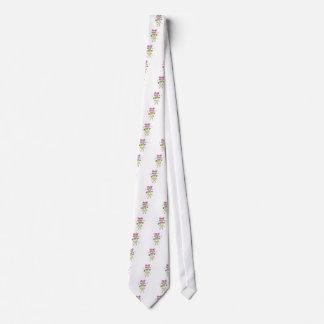 mardigraschibi med paradpärlor slips