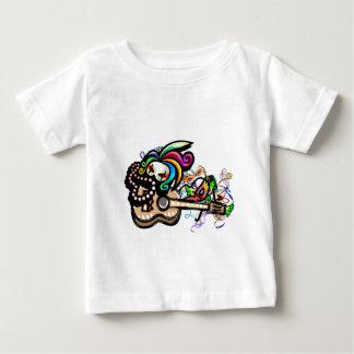 Mardis Gras Ukulele T-shirts
