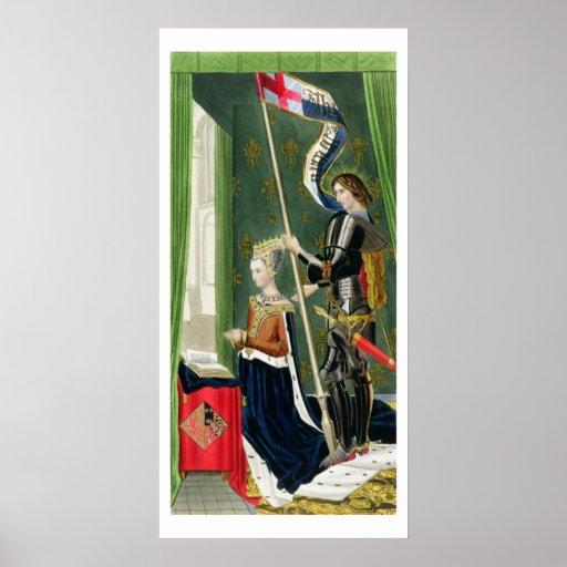 Margaret av Danmark, drottning av Scots (1456-86)  Posters