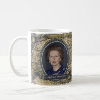 Margaret Thatcher historisk mugg