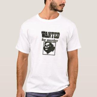 Margaret Thatcher - som önskas för mord T-shirts