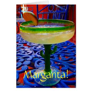 Margarita! Hälsningskort