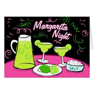 Margaritanatt Hälsningskort