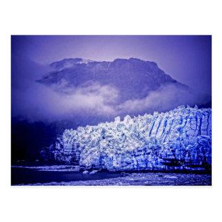 Margerie glaciär vykort