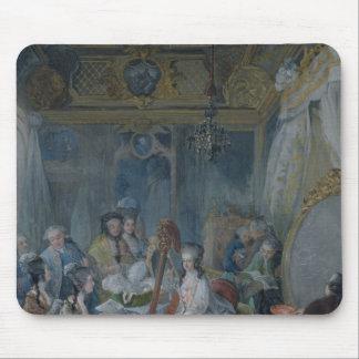 Marie Antoinette i henne kammare på Versailles Musmatta