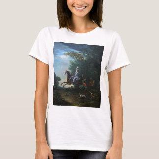 Marie Antoinette jakt av Louis Auguste Brun Tee Shirt